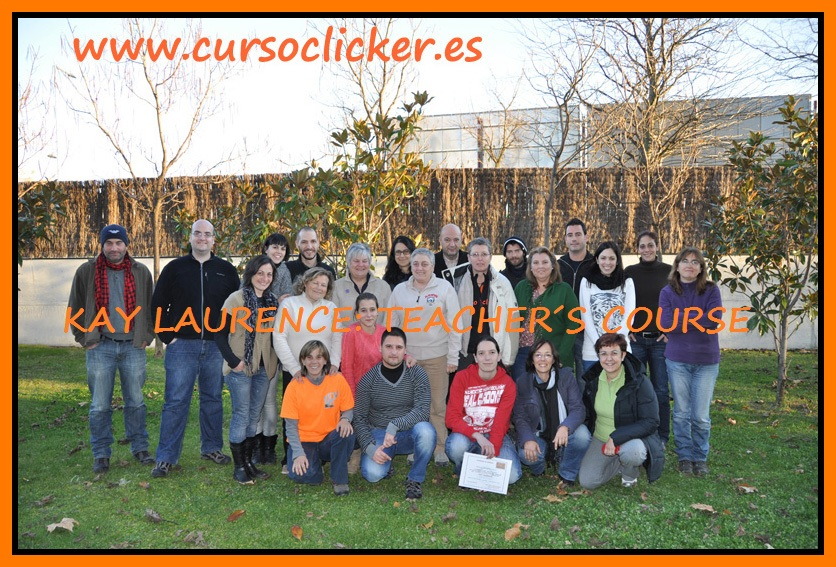 kay Laurence Teachers Course  www.cursoclicker.es  Madrid 2012100-2
